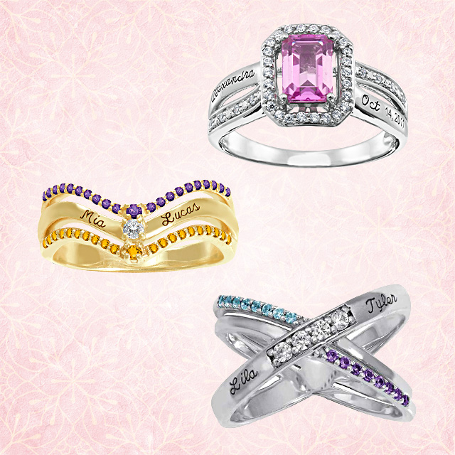 Mothers Day Gift Guide Couples Rings